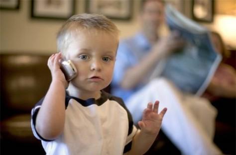 Мобильный телефон ребенку