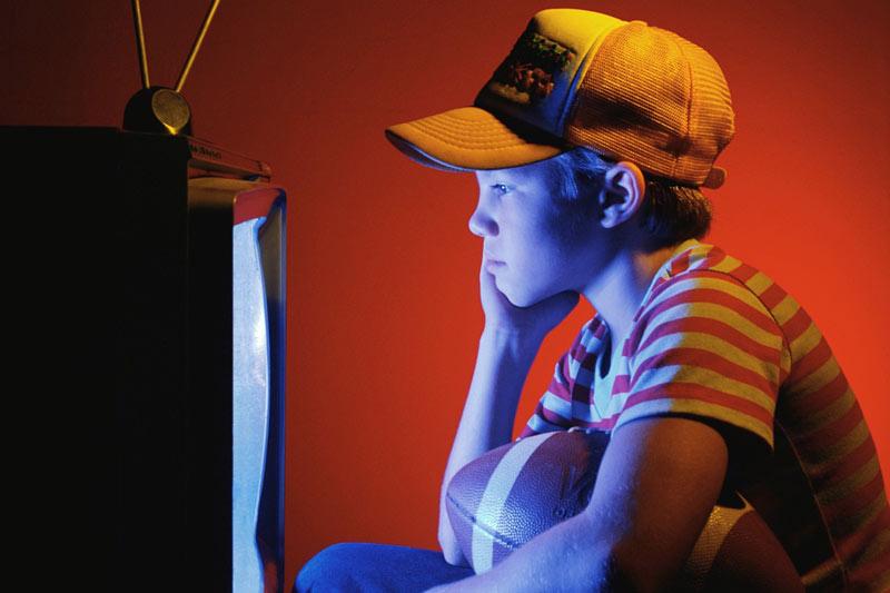 Влияние телевизора на развитие речи ребенка