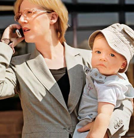 Взаимосвязь места работы мамы и здоровья ребенка