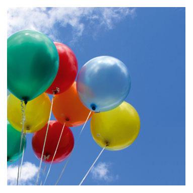 Воздушные шарики под запретом