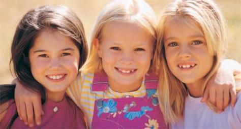 Закономерности заболевания зубов у детей