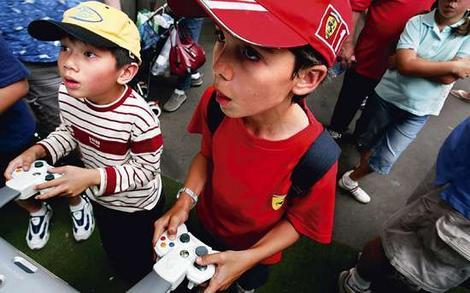 Специалисты пришли к выводу, что маленькие дети становятся агрессивными от видеоигр для взрослых