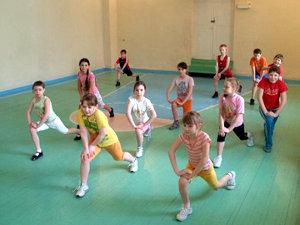 Физическая активность детей – путь к хорошей успеваемости!
