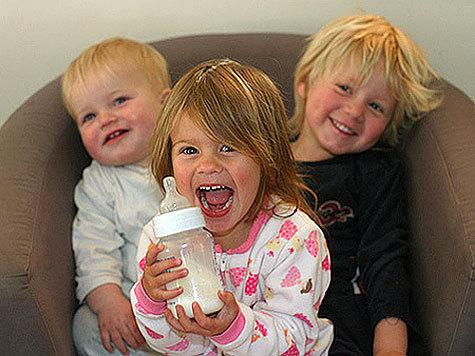 Опасны ли детские продукты?