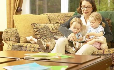 Как привить ребенку любовь к чтению во время учения чтению