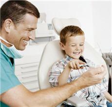 Подготовленный ребенок легче переносит визиты к стоматологу