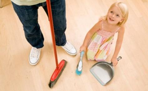 Как приучить ребенка к порядку?