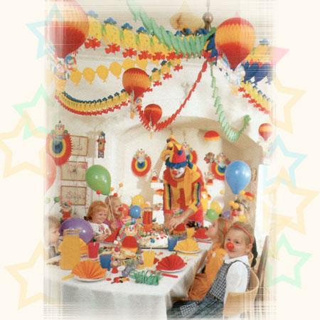 Как организовать ребенку праздник?