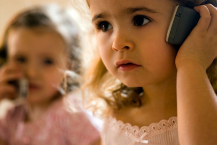 Негативное влияние мобильного телефона на здоровье детей