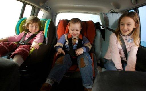 Безопасность вашего ребенка в такси