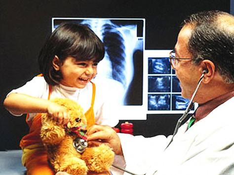 Для заботы о здоровье детей государство создает центры здоровья