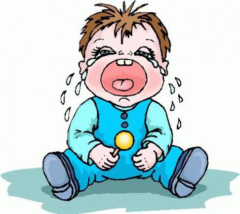 Нужно ли успокаивать плачущего ребенка?