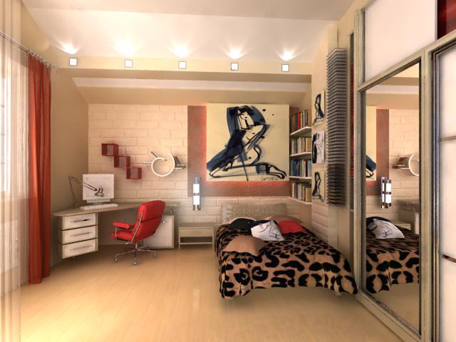 Интерьер. Какой должна быть комната для подростка?