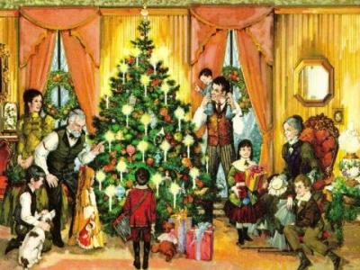 Искусственная елка для малыша на Новый год – выбор продвинутых пользователей.