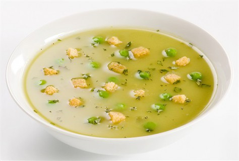 Ученые из Британии считают, что астму можно лечить гороховым супом