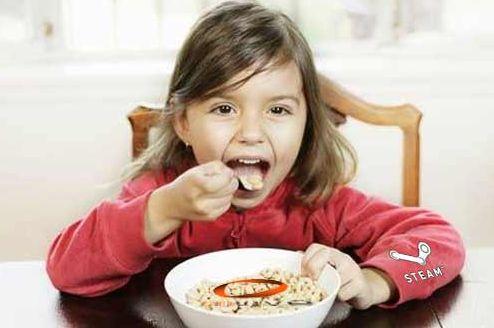 Совместимость продуктов в детском рационе