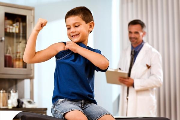 Почему одни дети болеют реже, а другие чаще?