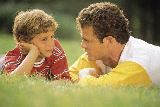 В воспитании детей важно каждое слово