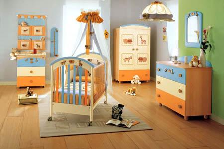 Секреты детской комнаты