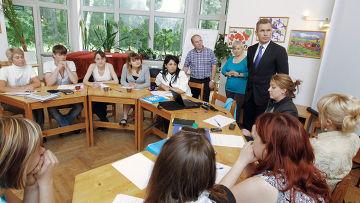 В Пскове 15 женщин приступили к учебе в специализированной школе матерей для Детских деревень SOS