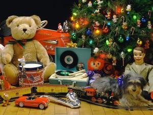 Новогодние подарки для детей дошкольного и младшего школьного возраста