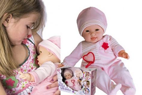 Детей развращают при помощи кукол