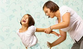 Исследования: родители допускают возможность физического наказания