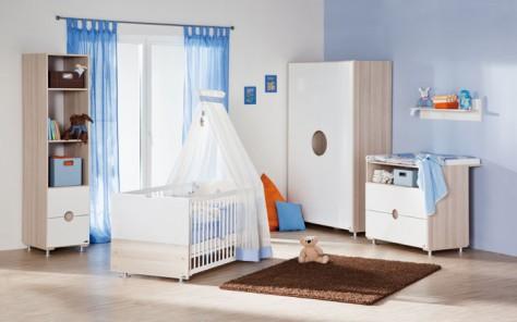 Мебель для детской комнаты: какой она должна быть?