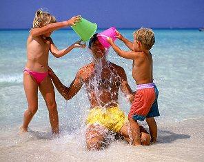 Страны для отдыха с детьми