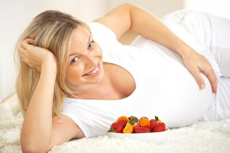 Во время беременности пищеварение страдает больше других