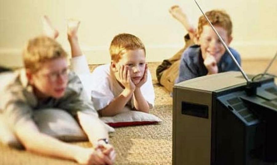 Телевидение для детей сравним с наркотиком