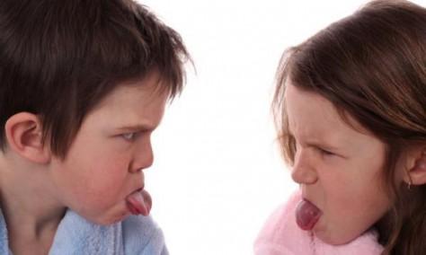 Братья и сестры должны дружить, а не ссорится, дабы сохранить здоровье друг друга