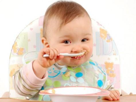 Культуру питания нужно прививать с детства
