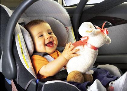Правила выбора автомобильного кресла для детей