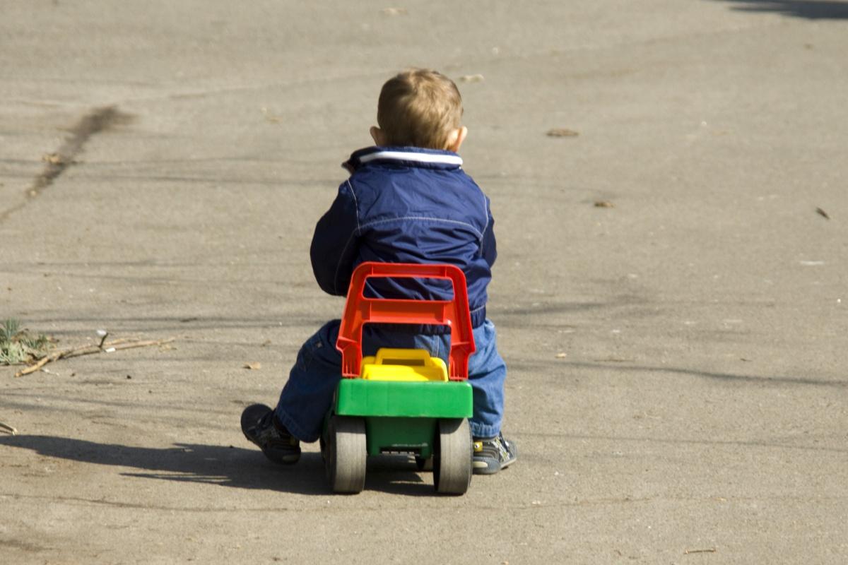 Какую игрушку выбрать для двухлетнего мальчика
