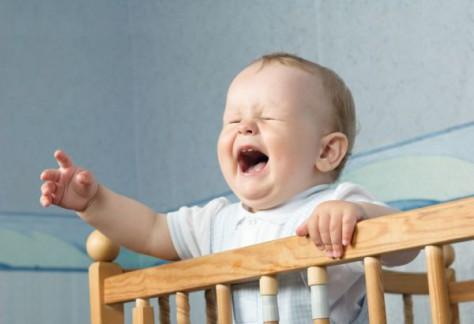 Плачь ребенка — это не обида или огорчение, это удобный способ донесения информации