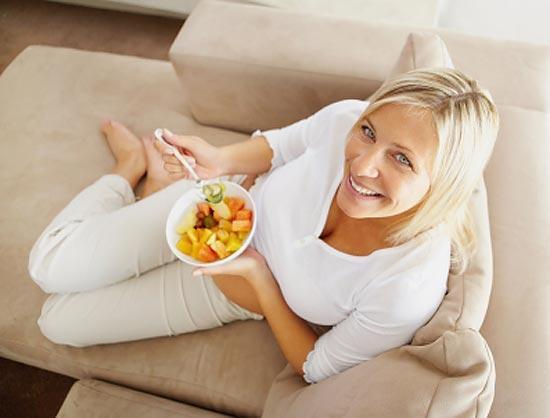 Правильное питание женщины после родов