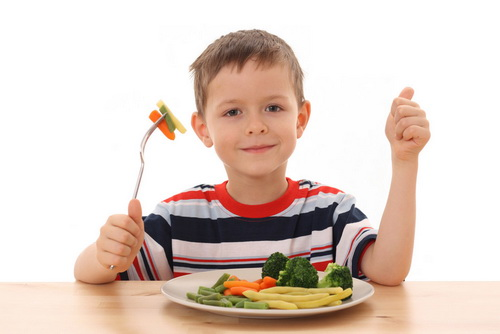 Умственное развитие детей зависит от завтрака