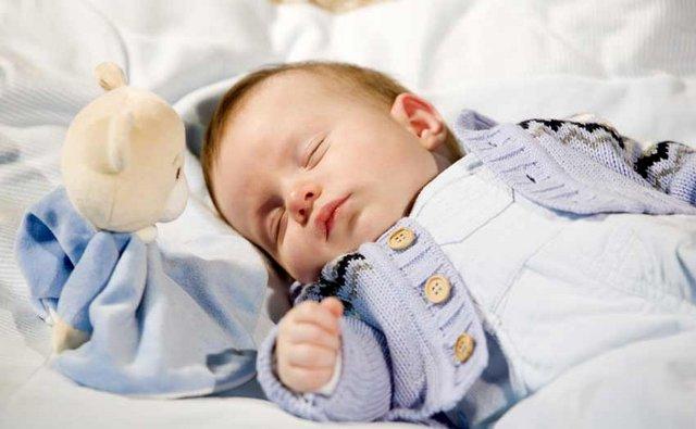Здоровый сон здоровые дети