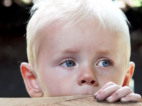 Детские страхи — тонкости детской души