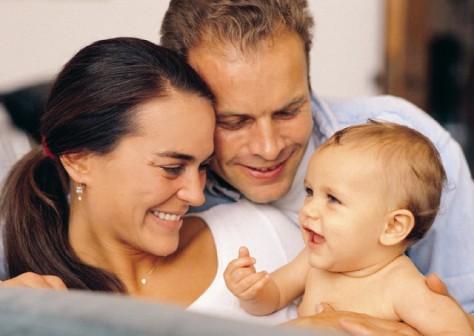 Появление малыша в семье, серьезное испытание для чувств родителей