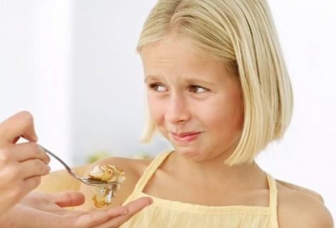 Ребенок должен есть столько, столько он хочет