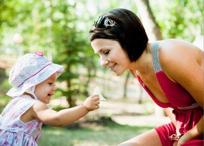 Особенности развития четырехлетнего ребенка