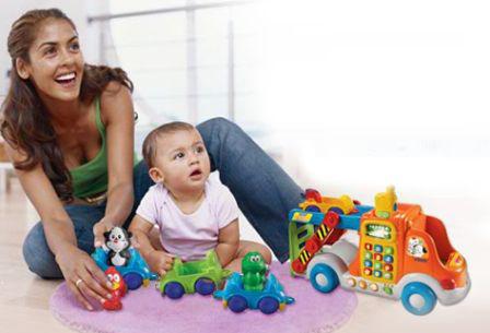 Правильные детские игрушки — верный выбор родителей