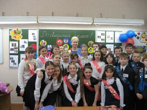Организация выпускного в школе компанией vashtamada.ru