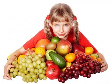 Фрукты и овощи способствуют доброте и социализации среди детей