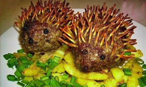 Блюда из мяса для детей