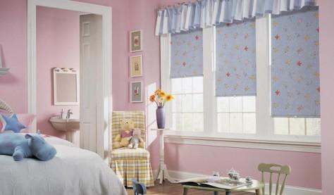 Как правильно выбрать жалюзи в детскую комнату?