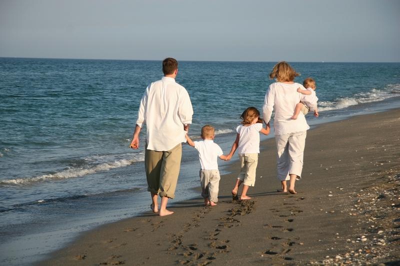 Полноценная семья залог умного ребенка