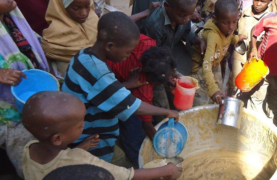 Осторожно! Недоедание забирает жизни детей